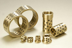 bronze bearings, brass bushings