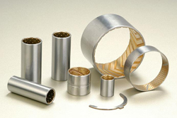 bushings, bearing parts, special bearings